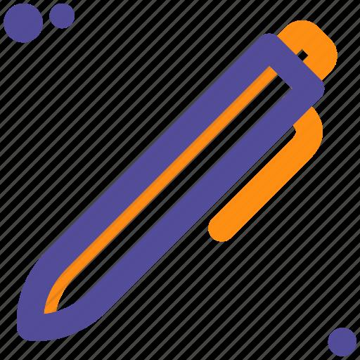 Write, pencil, writing icon