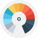 color combinations, color palette, color shades, color wheel, colors icon
