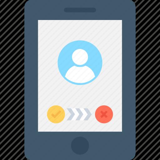 call, calling, mobile, mobile call, smartphone icon