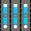 file, folder, office, service icon