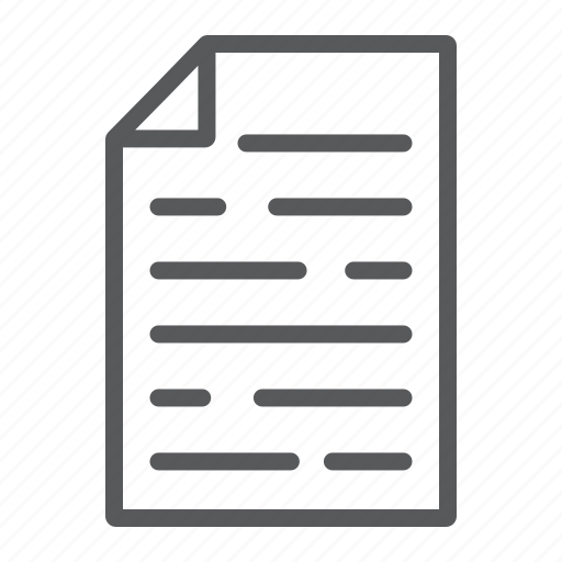 app, document, file, office, paper, web, work icon