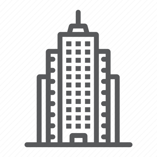Architecture, cityscape, estate, office, real, skyscaper, town icon - Download on Iconfinder
