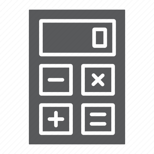 Business, calculator, electronic, finance, office, web, work icon - Download on Iconfinder