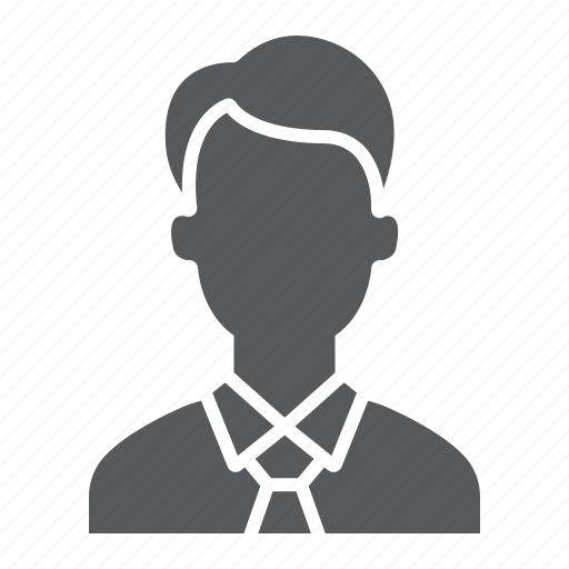 Businessman, male, manager, office, person, user, work icon - Download on Iconfinder