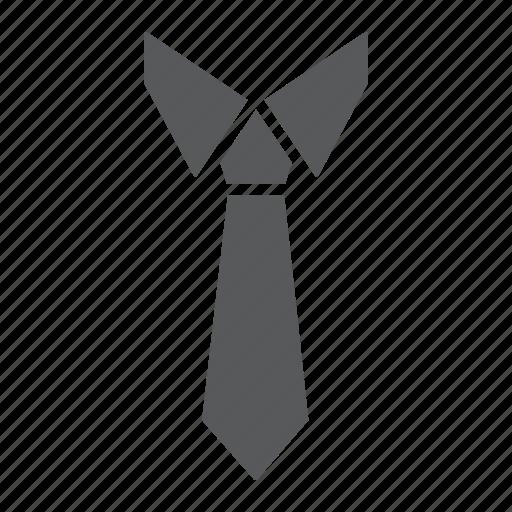 business, clothing, dress, neck, necktie, office, tie icon