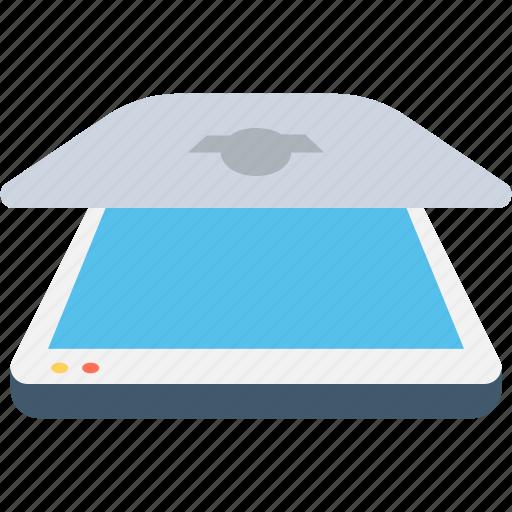 electronics, image scanner, scanner, scanner machine, scanning device icon
