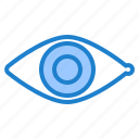 eye, find, search, view, zoom
