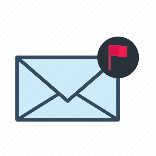 email, important, mail icon