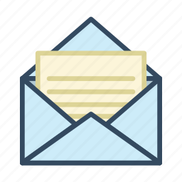 email, envelope, inbox, mail, read icon