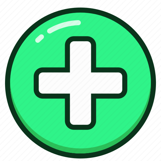 Add, create, new, plus icon - Download on Iconfinder