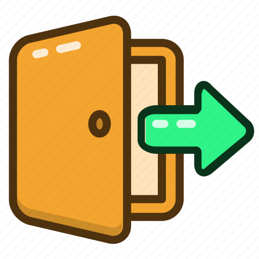 Exit, door, logout icon - Download on Iconfinder