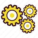 gears, gear, options, preferences, setting, settings, tools