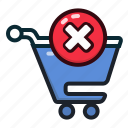 shoppingcart, remove, buy, shopping, ecommerce, cart, delete