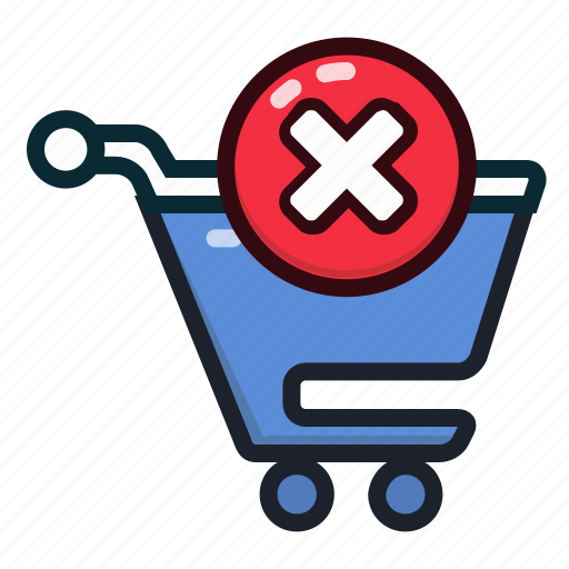 buy, cart, delete, ecommerce, remove, shopping, shoppingcart icon
