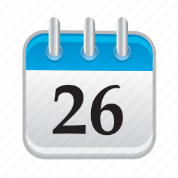 calendar, date, day, month, time icon