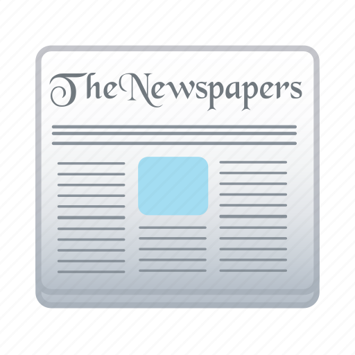magazine, news, newsletter, newspaper, newspapers, press icon