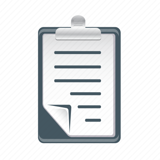 document, file, note, page, paper, papers icon