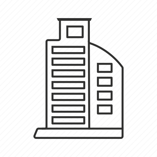 building, corporate office, large office, office, office building, sky scraper, skyscraper icon
