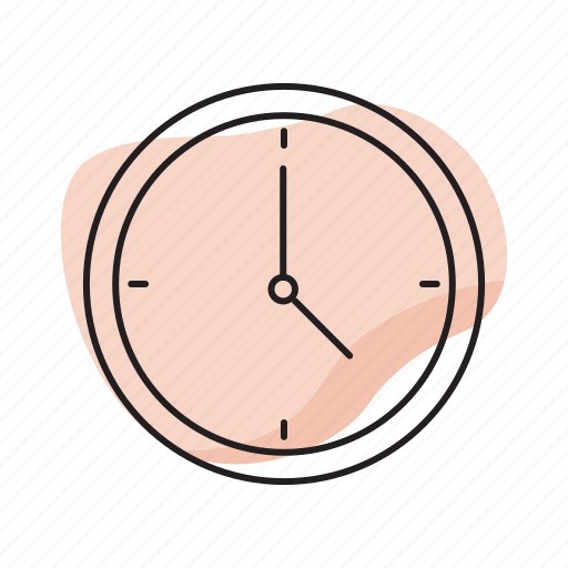 business, clock, date, deadline, time icon