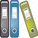archive, document, files, folder, office, paper icon