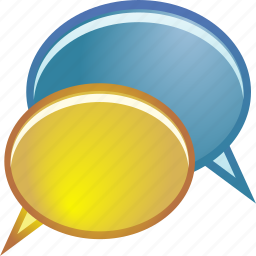 bubble, chat, comment, communication, mail, message, office, speech bubble, talk, text, web icon