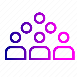 business, corporate, empire, group, office, structure, team icon