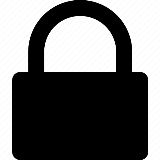 key, lock, password, protection icon