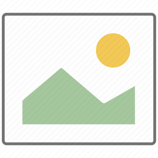application, office, pictures icon