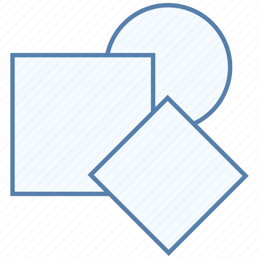 application, office, shapes icon