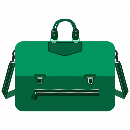 bag, business, case, office bag, portfolio, shopping bag icon