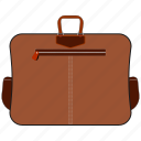 bag, business, case, office bag, portfolio, shopping icon