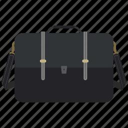 bag, business, case, office bag, portfolio, shopping bag icon