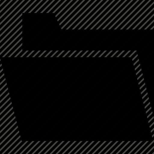 business, file, folder, minimalist, office, professional icon