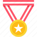 badge, medal, achievement, award, reward, star, winner
