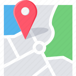 direction, gps, location, map, navigation, place, point icon