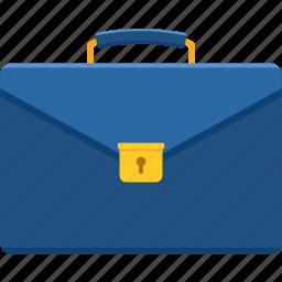 bag, business, business case, case, office, portfolio icon
