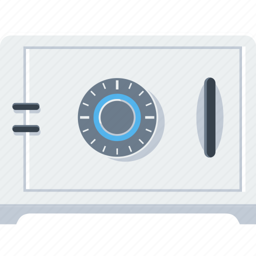 business, lock, locker, office, safe, safety icon