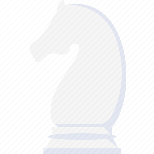 business, chess, horse, management, strategy icon