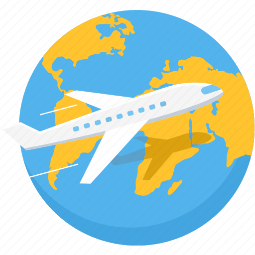 air plane, business tour, business travel, flight, international tour, plane, travel icon