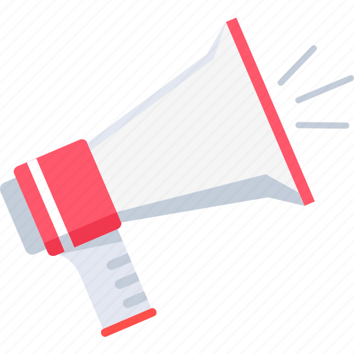 advertising, announce, broadcast, loud, loud speaker, marketing, megaphone icon