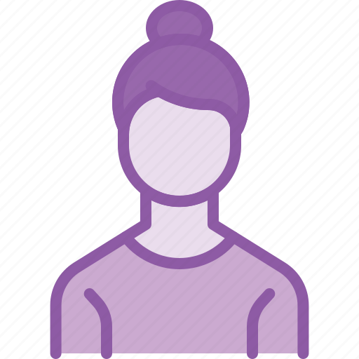 avatar, employee, offie, staff, woman, worker icon