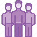 business, employee, office, team, worker icon
