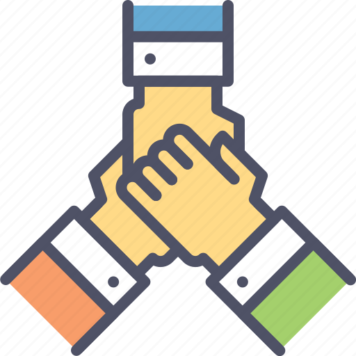 contract, deal, handshake, partnership icon