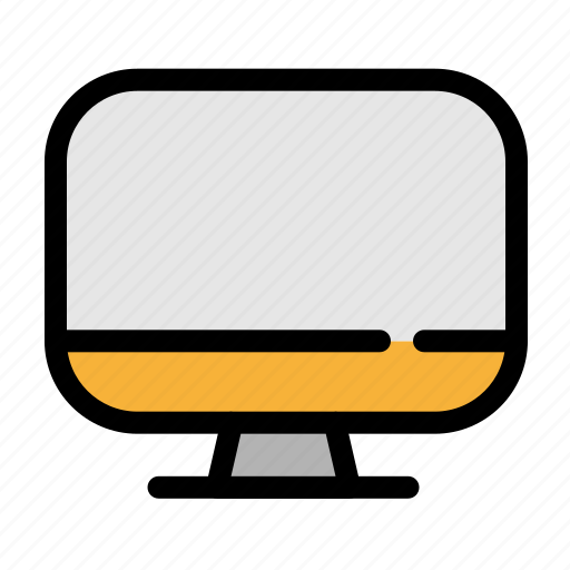 business, computer, monitor, office, pc icon