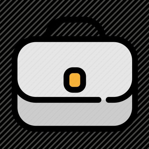 business, office, portfolio icon