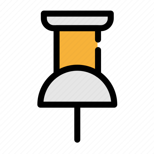 business, office, pin, tag icon