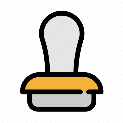 business, office, stamp icon
