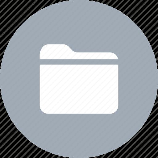 device, folder, office, work icon
