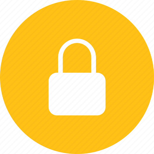 device, lock, office, work icon