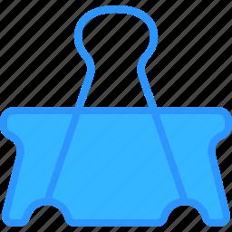 clip, equipment, job, office, work, workspace icon
